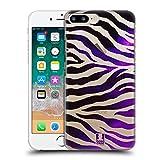 zebra print phone accessories - Head Case Designs Zebra Wild Print Hard Back Case for Apple iPhone 7 Plus/8 Plus