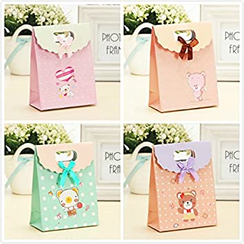 Amazon.com: 12 Pack Premium bolsas de regalo (11