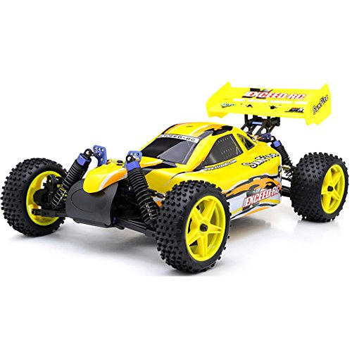 Exceed RC 1/10 2.4Ghz Electric SunFire RTR Off Road Buggy (BAHA Yellow)