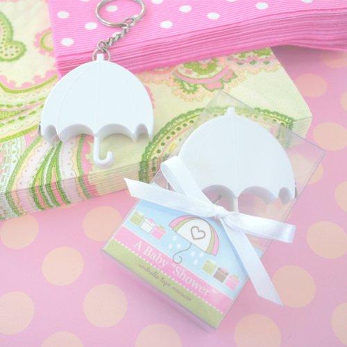 Baby Shower Umbrella Measuring Tape Baby Favor.