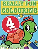 Best Book 4 Year Olds - Really Fun Colouring Book For 4 Year Olds: Review
