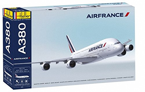 Heller 52908 Modellbausatz Modellbausatz Modellbausatz Airbus A380 Air France 59dc42
