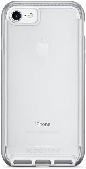 Tech21 Evo Elite Case for iPhone 7 T21-5411 Silver
