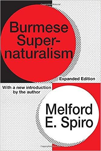Spiro Burmese cover art