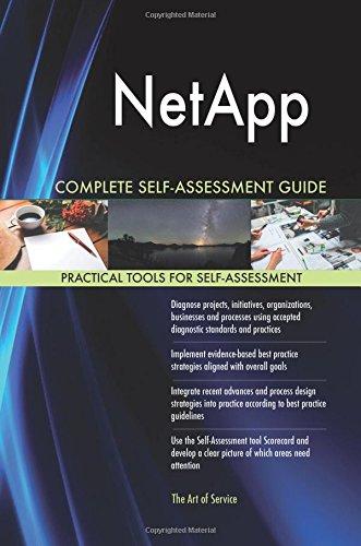 Netapp Complete Self Assessment Guide