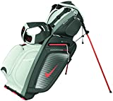 NIKE Golf Performance Hybrid Stand Bag, Turf Orange/Grey