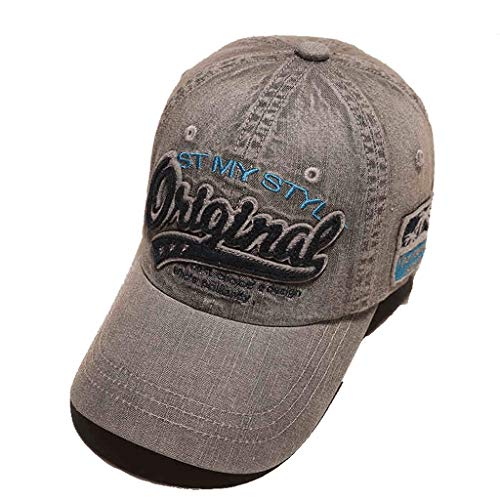 SLH メンズスポーツ帽タイドボーイズサマーレジャーストリートカウボーイズ野球帽
