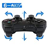 Kepisa Wireless Bluetooth Controller For PS3 Double