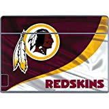 Skinit NFL Washington Redskins Galaxy Book Keyboard Folio 12in Skin - Washington Redskins Design - Ultra Thin, Lightweight Vinyl Decal Protection