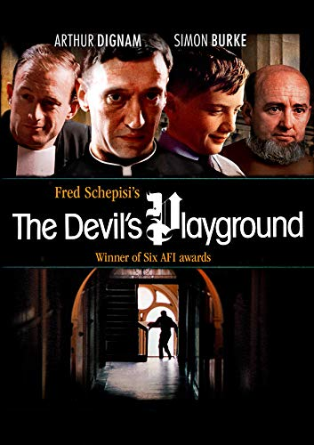 The Devil's Playground (Playground Dvd)