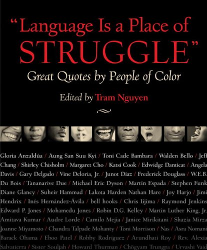 Search : Language Is a Place of Struggle: Great Quotes by People of Color