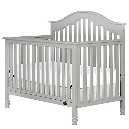 Dream On Me Charlotte 5-In-1 Convertible Crib