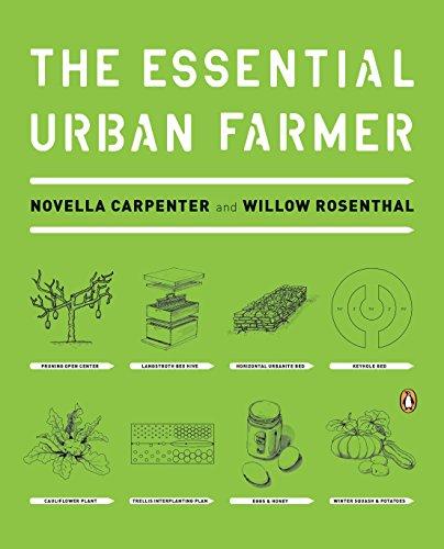 The Essential Urban Farmer by Penguin Books