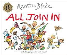 All Join In Red Fox Picture Books Amazon Co Uk Quentin