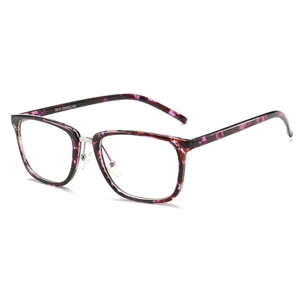 Anti Blue Light Brillen Clear Lens Gläser Geek / Nerd Retro Brille ...