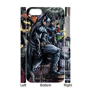 VNCASE Bat Man Phone 3D Case For Iphone 4/4s [Pattern-1]