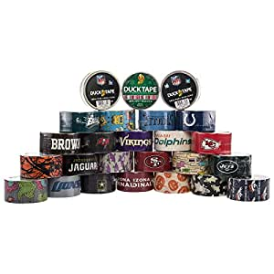 25 Rolls Bulk Lot Colored Assorted Random Duck Duct Tape Pack Print Patterns 250yds Crafting Hobby For Kids