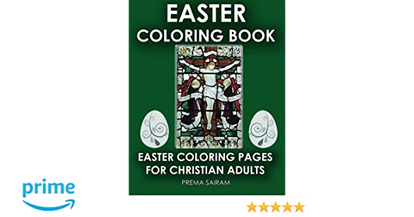 Amazon.com: Easter Coloring Book: Easter Coloring Pages For ...