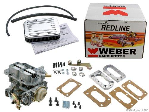 36 Carburetor 32 Weber - Weber Redline Carburetor Kit 32/36 DGEV - Electric Choke