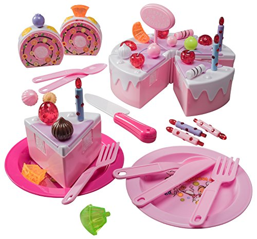 Birthday Playset Utensils Candles Cutting product image