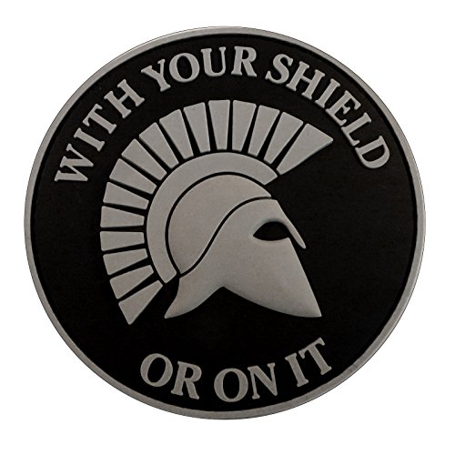 ACU Gray Spartan Helmet WITH YOUR SHIELD OR ON IT PVC 3D Rubber Hook&Loop Patch