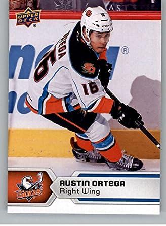 Rookie Hockey Card AHL 2017-18 Upper Deck AHL #76 Kevin Boyle San Diego Gulls
