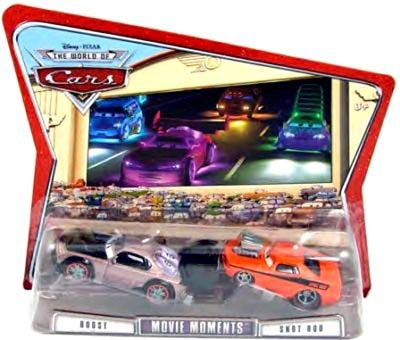 Snot Rod - Mattel Cars Movie Moments Boost & Snot Rod
