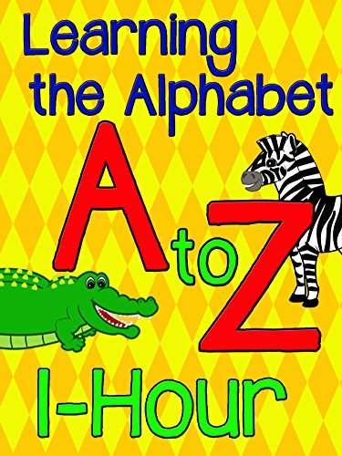 Learning the Alphabet A to Z - 1 -