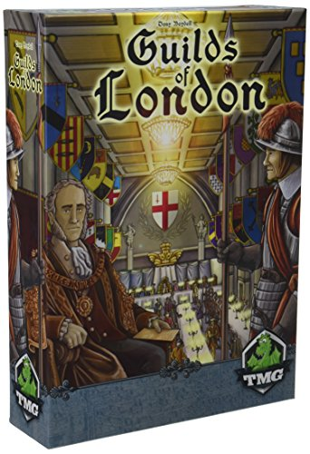 Guilds of London Board Game London Dice