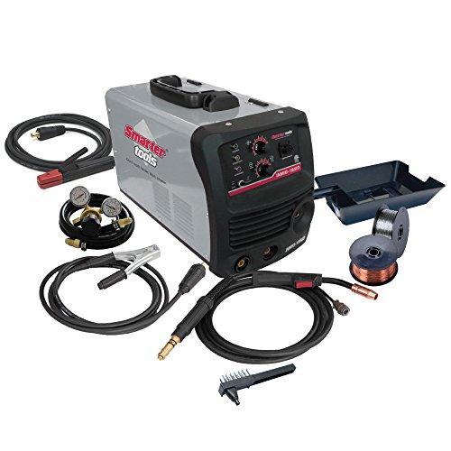 Smarter equipment INMIG-185iD 180 Amp two Voltage Inverter MIG/Stick Welder Cyber Monday 2017