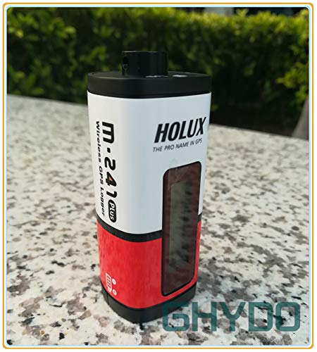 M-241: Holux M-241 Bluetooth Data Logger GPS (Runs on AA Battery, MTK Chipset, 130,000 Waypoints)
