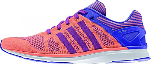 premium selection 7f676 be68d adidasBaskets Adidas Adizero Feather Pri Orange Femme - Botas de caño bajo  Mujer, Naranja Amazon.es Deportes y aire libre