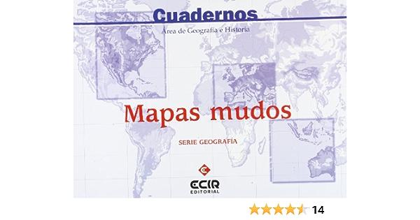 Mapas Mudos - Geografía - 9788470659669: Amazon.es: García Almiñana, Eugenio: Libros