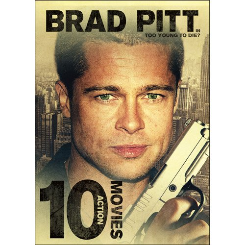 (10-Movie Collection featuring Brad Pitt)