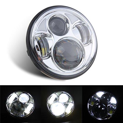 Motorcycle Daymaker Projector Headlight Spotlight