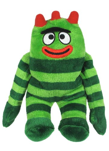Buy yo gabba gabba plush