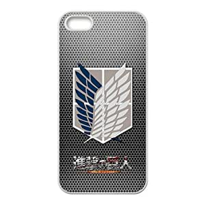 Attack On Titan New Style High Quality Comstom Protective case cover For iPhone 5S