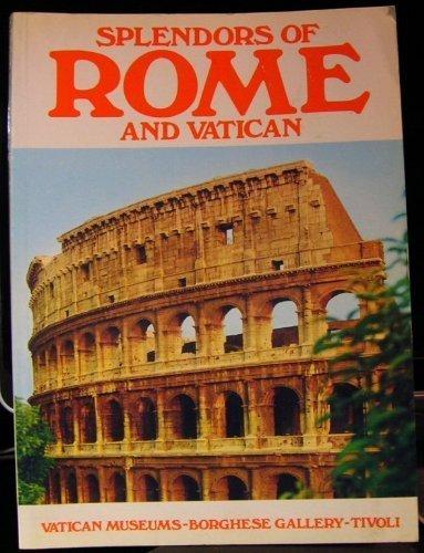 Splendors of Rome and Vatican