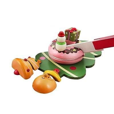 TOYANDONA Juguetes de Cocina Utensilios de Cocina para Niños: Juguetes y juegos