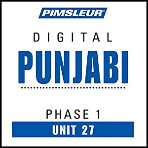 Punjabi Phase 1, Unit 27 Audiobook
