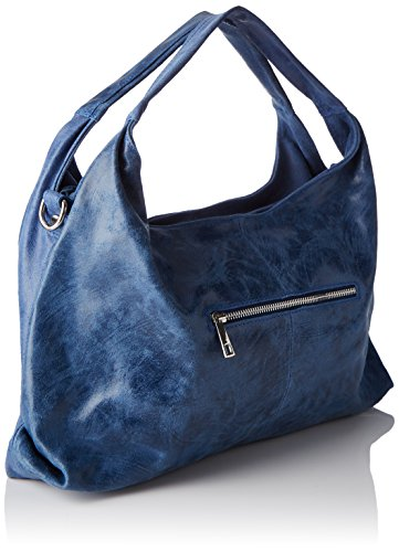 jeans Chicca Spalla Di Delle Blu 80053 Borse Donne Sacchetti HgHpF4aq