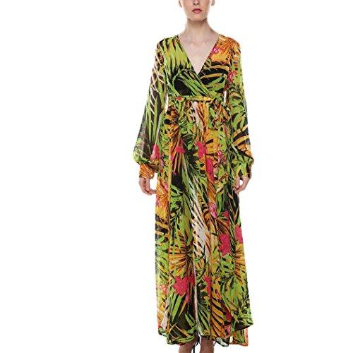 MTTROLI - Camisas - para mujer Verde