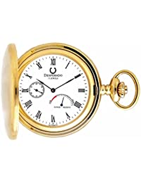 530G Automatic Pocket Watch with Power Reserve Indicator 33 Jewels