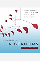 Introduction to Algorithms (The MIT Press) Kindle Edition