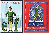 DVD : ELF DVD + ELF: A short Story tale BOOK - 32 Page Library Binding - Will Ferrell