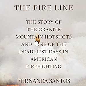 The Fire Line Audiobook