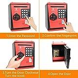 Lyght Kids Safe Box with Fingerprint Code, Talking