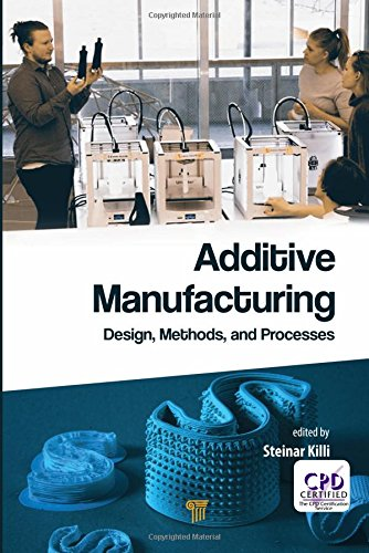 Additive Manufacturing: Design, Methods, and Processes