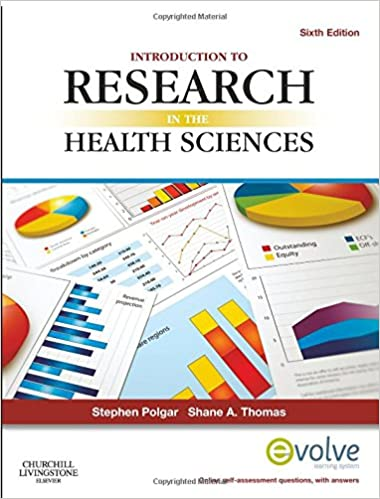 Introduction to research in the health sciences 6e 9780702041945 introduction to research in the health sciences 6e 6th edition fandeluxe Choice Image