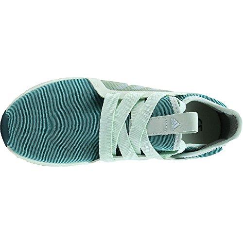 Adidas Donne Lux Bordo W Scarpa Da Corsa Verde / Bianco / Verde